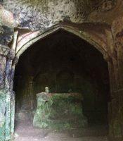 l'altare dell'eremita